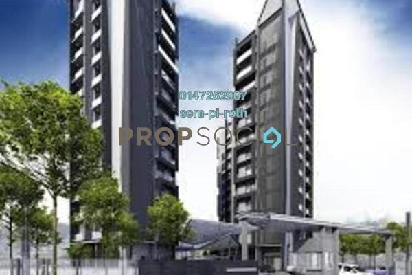 For Sale Condominium at The Republic, Kuching Freehold Semi Furnished 2R/2B 2m