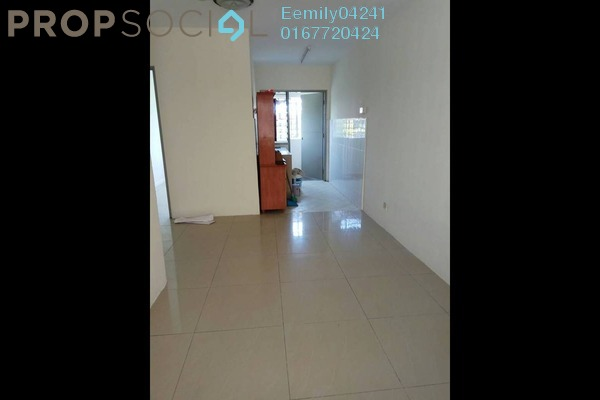 For Sale Apartment at Desa Satu, Kepong Freehold Unfurnished 3R/2B 130k