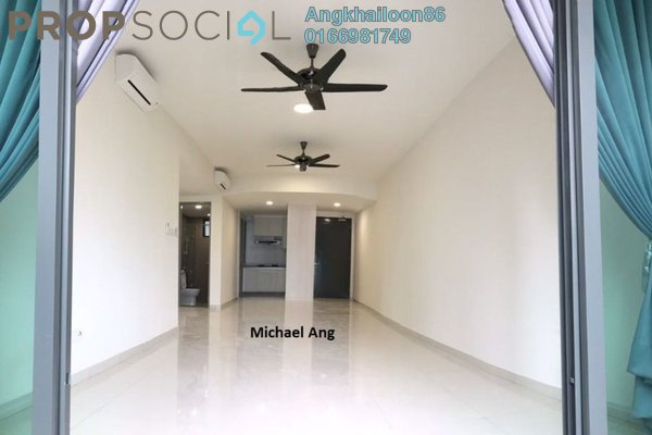 For Rent Condominium at Infiniti3 Residences, Wangsa Maju Freehold Semi Furnished 3R/2B 2.5k