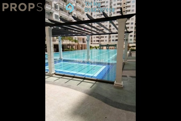 For Rent Condominium at D'Piazza Condominium, Bayan Baru Freehold Unfurnished 4R/3B 1.2k