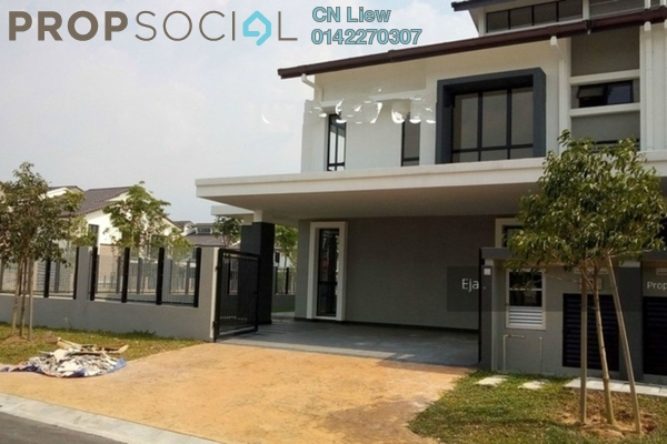 For Sale Terrace at Nerida, Denai Alam Freehold Unfurnished 4R/3B 1.05m