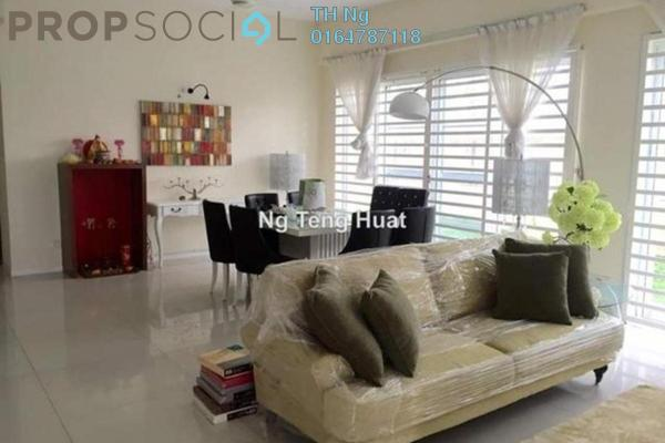 For Rent Semi-Detached at Avalon, Seri Tanjung Pinang Freehold Fully Furnished 6R/7B 7k