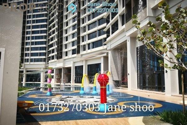 For Sale Condominium at The Rainz, Bukit Jalil Freehold Semi Furnished 4R/3B 1.2m