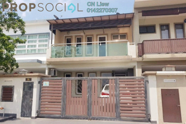 For Sale Terrace at Sierra 8, 16 Sierra Freehold Unfurnished 4R/3B 6.3m