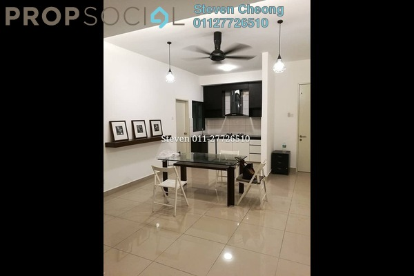 For Rent Condominium at Parkhill Residence, Bukit Jalil Freehold Fully Furnished 2R/2B 2.6k
