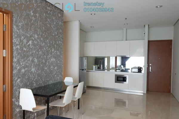 For Rent Condominium at Soho Suites, KLCC Freehold Fully Furnished 1R/1B 3.7k