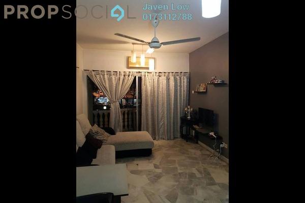 For Sale Condominium at Gemilang Indah, Old Klang Road Freehold Semi Furnished 2R/2B 338k