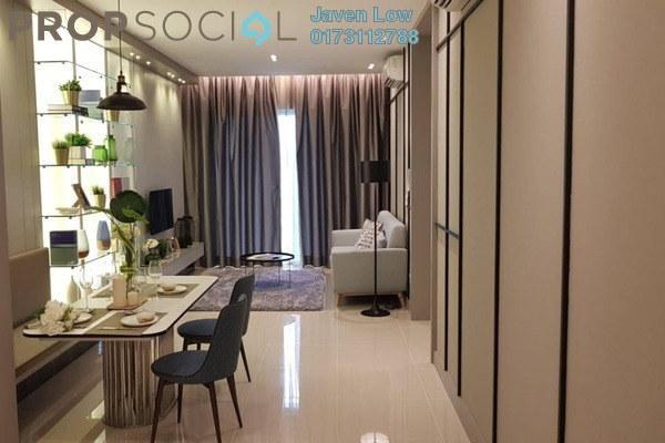 For Sale Condominium at Southbank Residence, Old Klang Road Freehold Semi Furnished 2R/2B 520k