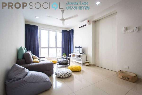 For Sale Condominium at Maxim Citilights, Sentul Freehold Fully Furnished 3R/2B 480k