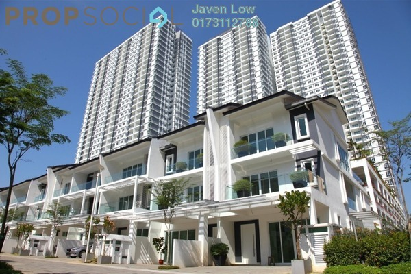 For Sale Condominium at Scenaria, Segambut Freehold Unfurnished 5R/4B 1.1m
