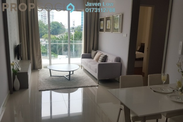 For Sale Condominium at Desa Green Serviced Apartment, Taman Desa Freehold Unfurnished 3R/2B 599k