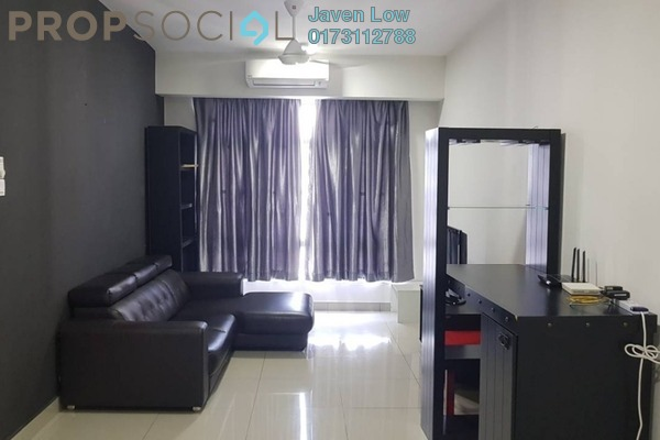 For Rent Condominium at Pearl Suria, Old Klang Road Freehold Fully Furnished 2R/2B 2.2k