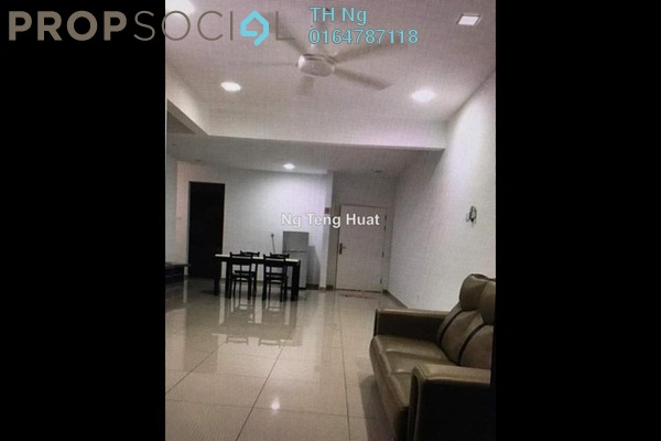 For Rent Condominium at Arena Residence, Bayan Baru Freehold Semi Furnished 3R/2B 1.8k