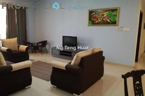 For Rent Serviced Residence at Summerton Bayan Indah, Bayan Indah Freehold Fully Furnished 3R/3B 2.5k