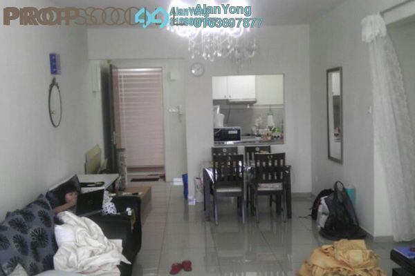 For Rent Condominium at The Saffron, Sentul Freehold Fully Furnished 3R/2B 2.29k