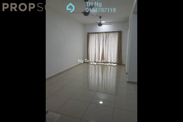 For Sale Condominium at Solaria Residences, Sungai Ara Freehold Semi Furnished 3R/2B 630k