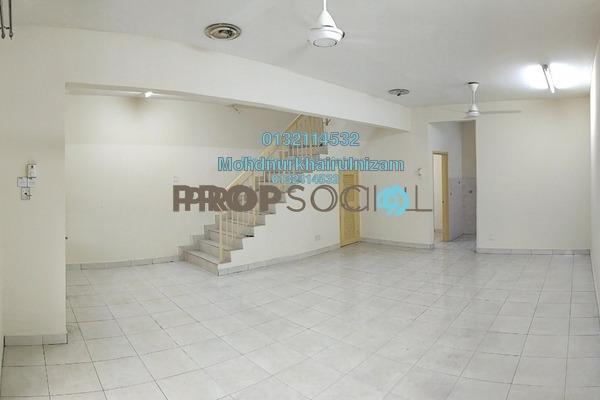 For Sale Terrace at Alam Nusantara, Setia Alam Freehold Unfurnished 4R/3B 590k
