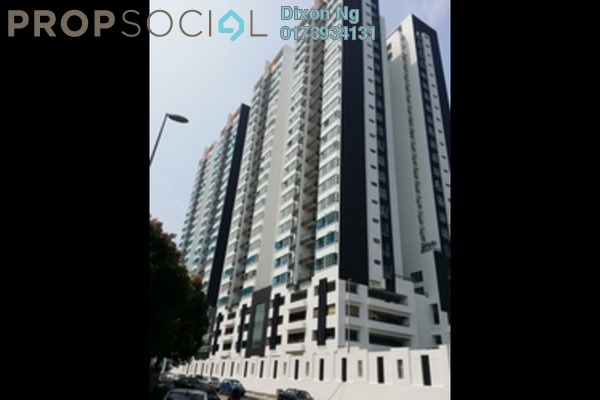 For Sale Condominium at 288 Residences, Kuchai Lama Freehold Semi Furnished 3R/2B 540k
