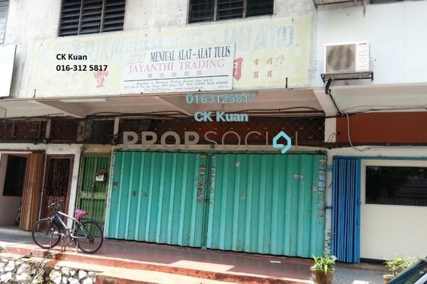 For Sale Shop at Taman Desa Jaya, Kepong Freehold Unfurnished 0R/0B 950k