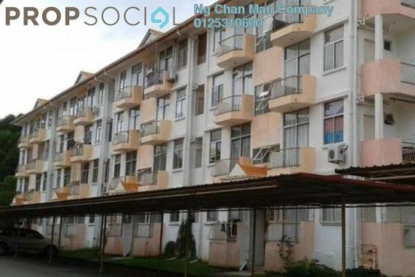 For Sale Apartment at Melinsing Summer Bay Resort Apartments, Papar Leasehold Semi Furnished 0R/0B 95k