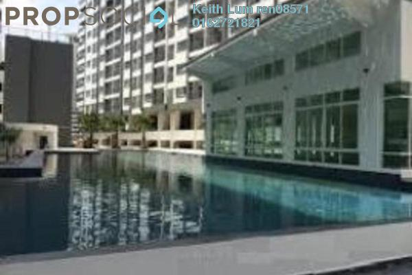 For Rent Condominium at Zefer Hill Residence, Bandar Puchong Jaya Freehold Fully Furnished 4R/3B 2.2k