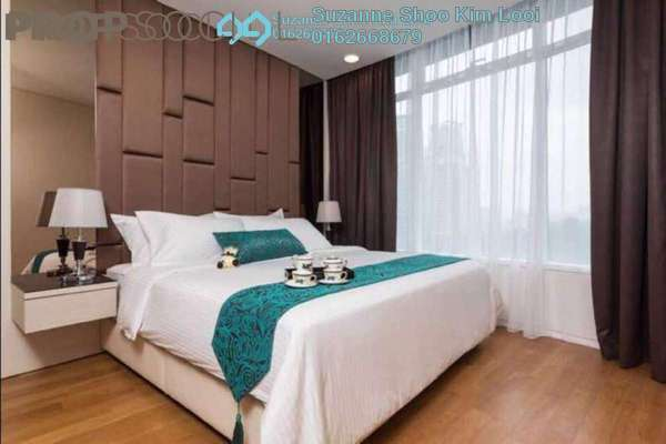 For Rent Condominium at Vortex Suites & Residences, KLCC Freehold Fully Furnished 2R/2B 3.9k