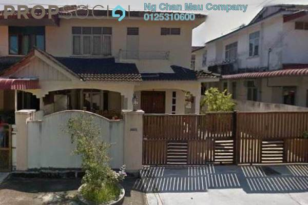 For Sale Terrace at Taman Impian Indah, Sungai Buloh Freehold Semi Furnished 0R/0B 200k