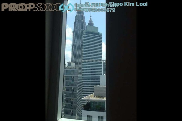 For Sale Condominium at Quadro Residences, KLCC Freehold Semi Furnished 3R/3B 2.6m