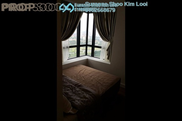For Rent Condominium at The Horizon Residences, KLCC Freehold Fully Furnished 2R/2B 5.5k