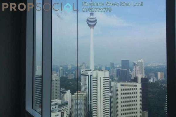 For Rent Office at Soho Suites, KLCC Freehold Unfurnished 0R/0B 2.8k
