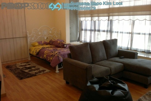 For Rent Serviced Residence at Park View, KLCC Freehold Fully Furnished 1R/1B 2.5k