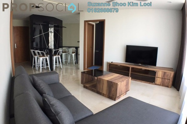For Sale Condominium at Vortex Suites & Residences, KLCC Leasehold Fully Furnished 2R/2B 1.08m