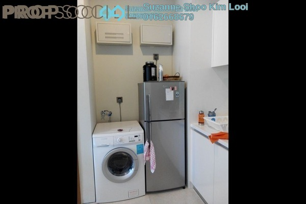 For Sale Condominium at Soho Suites, KLCC Freehold Fully Furnished 1R/1B 820k