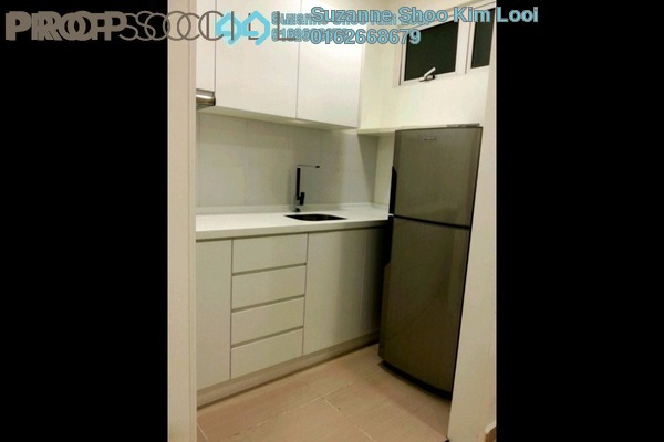 For Rent Serviced Residence at Binjai 8, KLCC Freehold Fully Furnished 1R/2B 3.5k