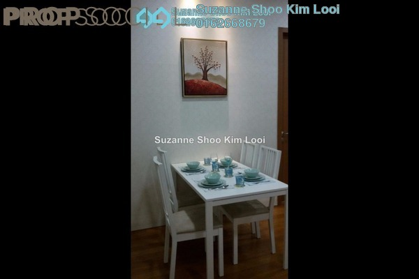 For Rent Condominium at Vipod Suites, KLCC Freehold Fully Furnished 1R/1B 3.3k