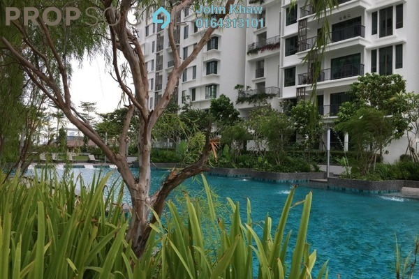 For Sale Condominium at Ideal Vision Park, Sungai Ara Freehold Unfurnished 3R/3B 640k