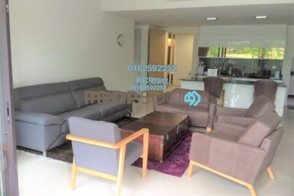 For Rent Condominium at Five Stones, Petaling Jaya Freehold Fully Furnished 4R/5B 7k