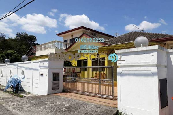 For Sale Bungalow at Section 3, Petaling Jaya Freehold Unfurnished 5R/3B 1.6m