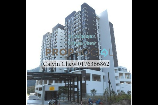 For Sale Condominium at Nadayu62, Melawati Leasehold Unfurnished 3R/2B 478k