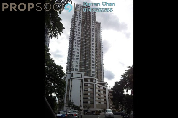 For Rent Condominium at Gaya Bangsar, Bangsar Freehold Fully Furnished 2R/2B 3.8k
