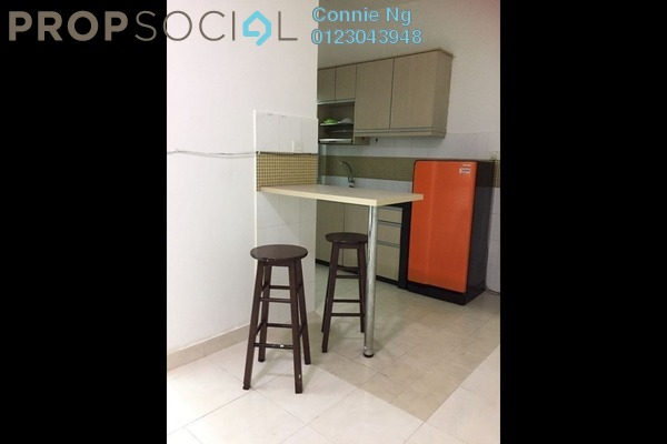 For Sale Condominium at Metropolitan Square, Damansara Perdana Freehold Semi Furnished 2R/2B 465k