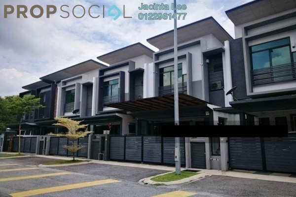For Sale Superlink at Phase 6A, Taman Putra Prima Freehold Unfurnished 5R/5B 770k