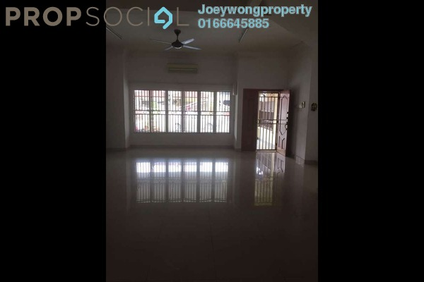 For Rent Terrace at Puteri 8, Bandar Puteri Puchong Freehold Semi Furnished 4R/3B 2k