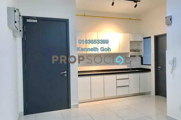 For Rent Condominium at The Link 2 Residences, Bukit Jalil Freehold Semi Furnished 2R/2B 2k
