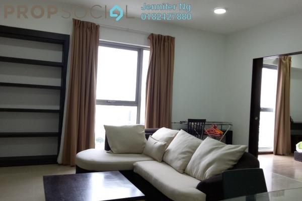 For Rent Serviced Residence at PJ8, Petaling Jaya Freehold Fully Furnished 1R/1B 2.2k