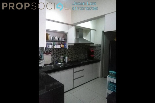 For Rent Condominium at Casa Idaman, Jalan Ipoh Freehold Fully Furnished 3R/2B 1.7k