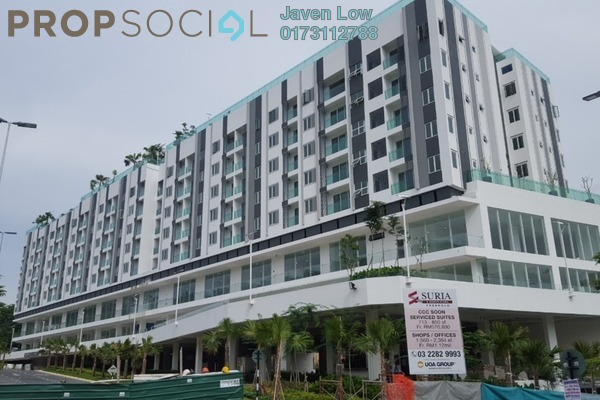 For Sale Condominium at Suria @ North Kiara, Segambut Freehold Semi Furnished 4R/3B 680k
