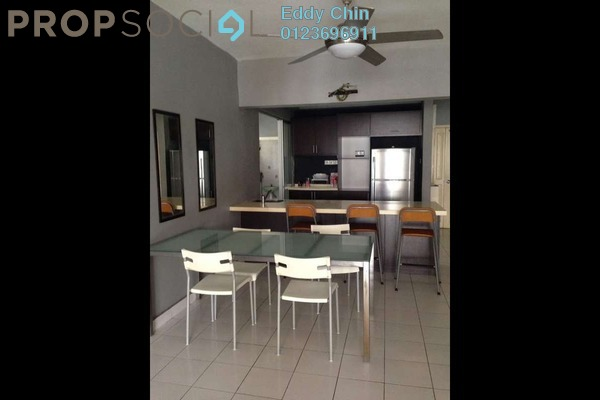 For Sale Condominium at Puncak Nusa Kelana, Ara Damansara Freehold Semi Furnished 3R/2B 578k