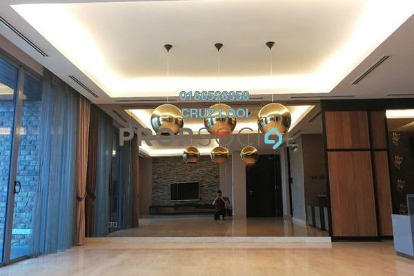 For Rent Condominium at 11 Mont Kiara, Mont Kiara Freehold Semi Furnished 3R/4B 9k