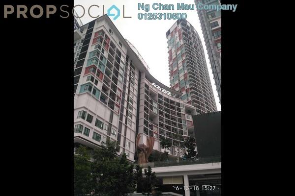 For Sale SoHo/Studio at i-City, Shah Alam Freehold Semi Furnished 0R/0B 279k